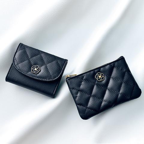 クレイサス ミニ財布&キルティングポーチ