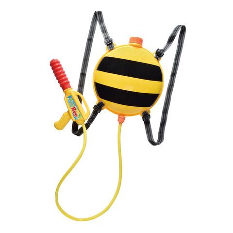 リュック型ウォーターガン ミツバチ柄2