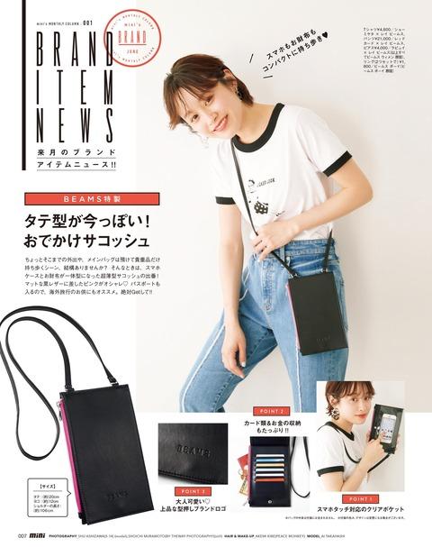 予告mini(ミニ) 2019年 7月号
