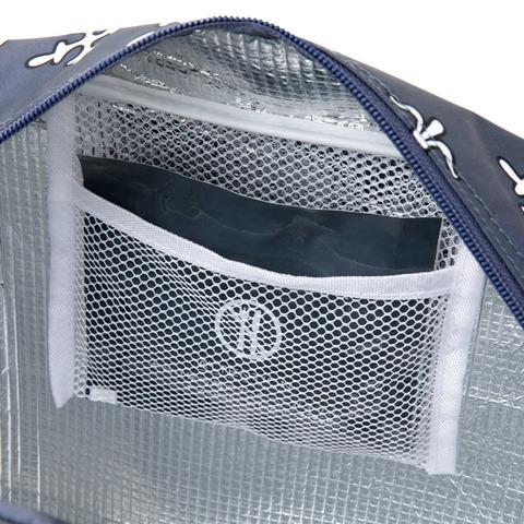 ショルダーストラップ付き スクエア型保冷バッグ2