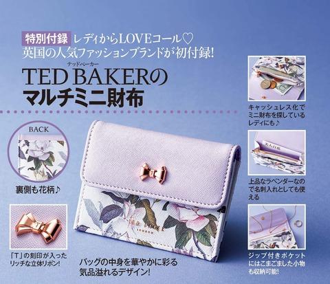 TED BAKER(テッドベーカー) マルチミニ財布