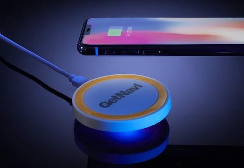 Qi対応ワイヤレス充電器3