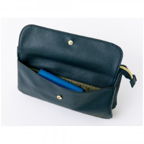 ズッカ特製 スマホも長財布も入る上質ポシェット5