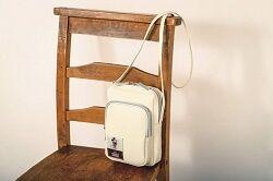 ミッキーマウス スマホも長財布も入るミニショルダーバッグ
