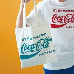 ファセッタズム×コカ・コーラ トートバッグ