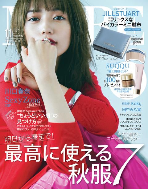 MORE(モア) 2019年 11月号 増刊