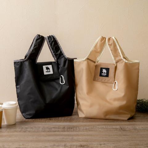 ショッピングバッグ&カラビナ7