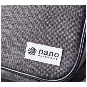 ナノ・ユニバース 動く仕切りの整理バッグ2