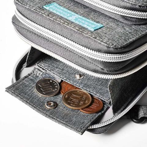 ジャーナルスタンダード タテ型お財布ショルダーバッグ5