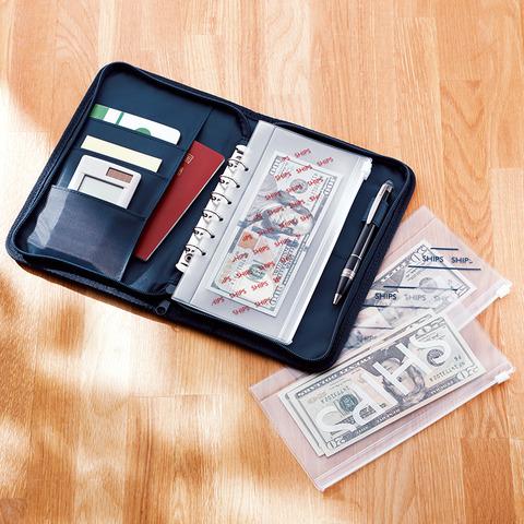 シップス お金が貯まるマルチケース