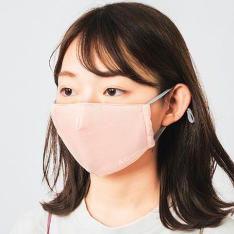 AG バイ アクアガール 接触冷感マスク3