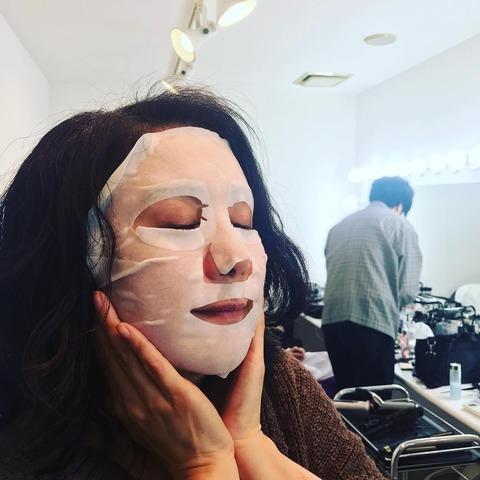 ミキモト「真珠肌シートマスク」2
