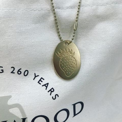WEDGWOOD 260周年記念ロゴバッグ3