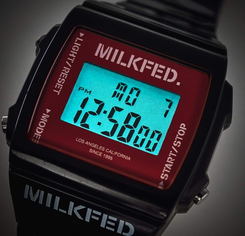 デジタル時計9