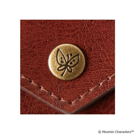 本革三つ折りミニ財布4