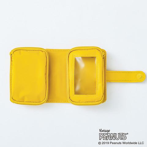 スヌーピー ブック型ポーチ2個セット5