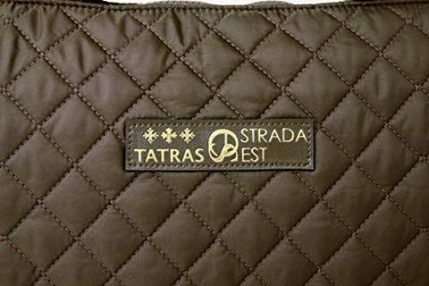 TATRAS & STRADA EST キルティングBIGトート3