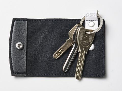 SHIPS 長財布・カードケース・キーリング3点セット9