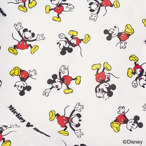 ミッキーマウス フェイス形収納エコバッグ3