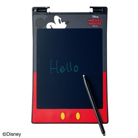 ミッキーマウス 書いて消せるデジタルメモパッド
