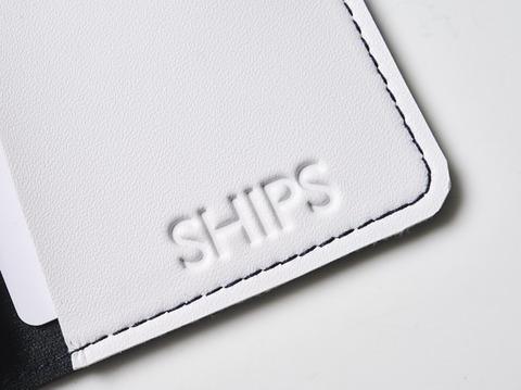 SHIPS 長財布・カードケース・キーリング3点セット2