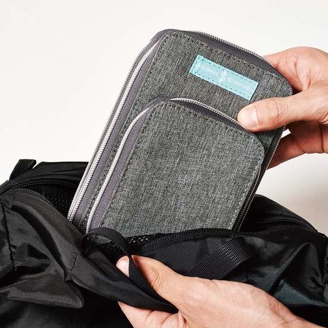 ジャーナルスタンダード タテ型お財布ショルダーバッグ6