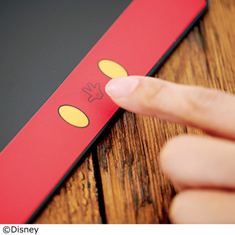 ミッキーマウス 書いて消せるデジタルメモパッド3