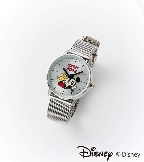ミッキーマウス 腕時計
