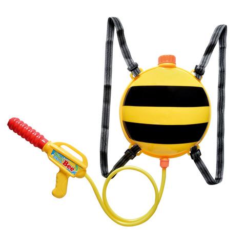 リュック型ウォーターガン ミツバチ柄