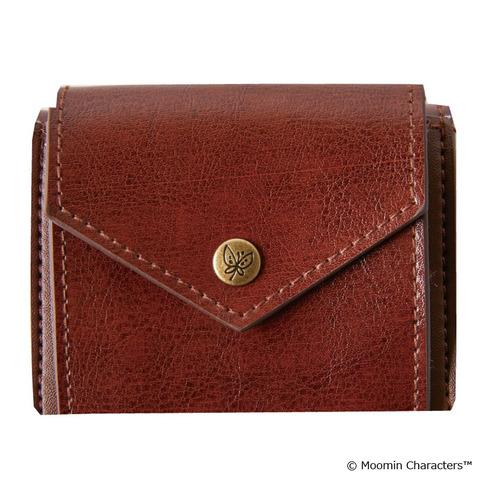 本革三つ折りミニ財布2