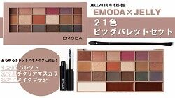 EMODA 21色ビッグパレットセット