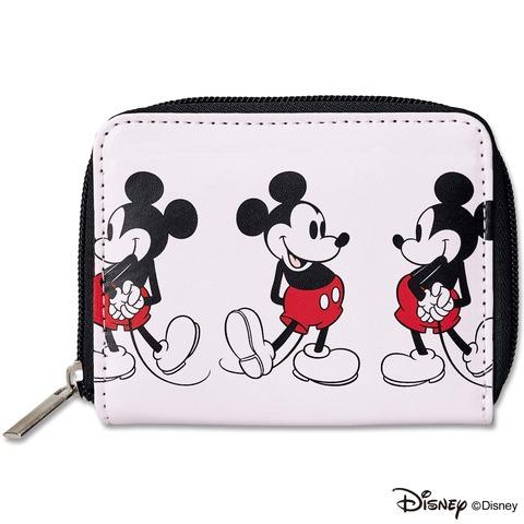 ミッキーマウス×SHIPS 二つ折り財布