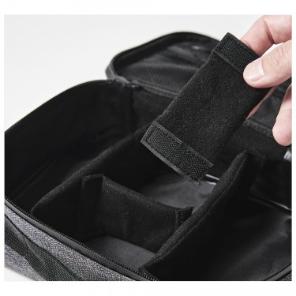 ナノ・ユニバース 動く仕切りの整理バッグ3
