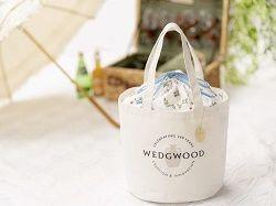 WEDGWOOD 260周年記念ロゴバッグ