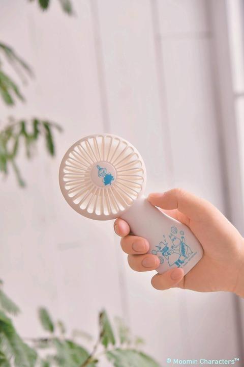 ムーミン 扇風機
