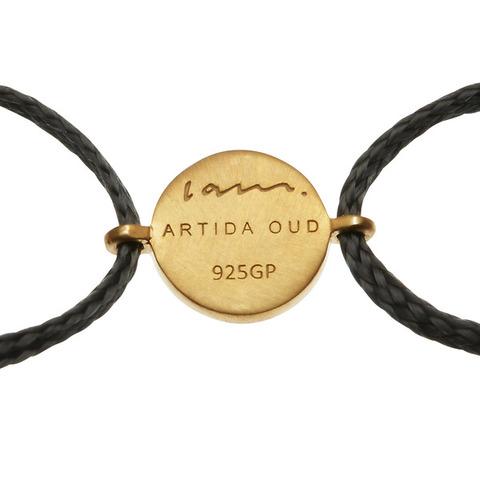 「ARTIDA OUD」天然石オリジナルビーズブレスレット5