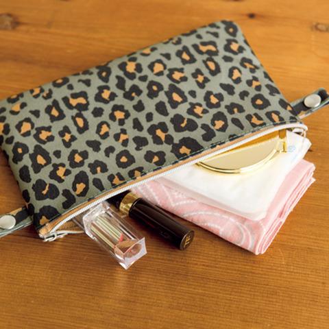 タバサ 便利すぎるポケットいっぱいバッグ&ポーチ6