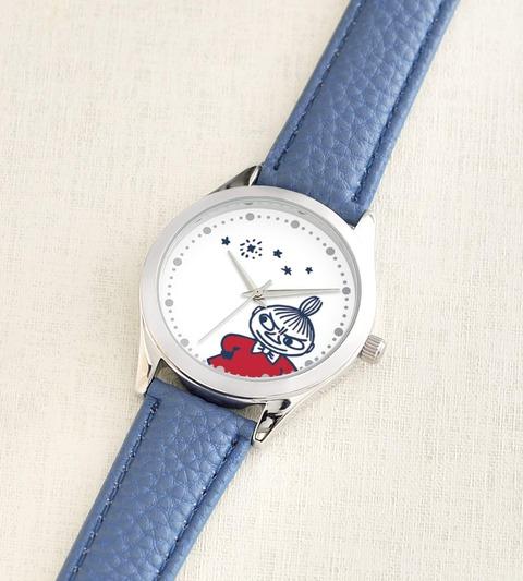 MOOMIN リトルミイの本格腕時計2