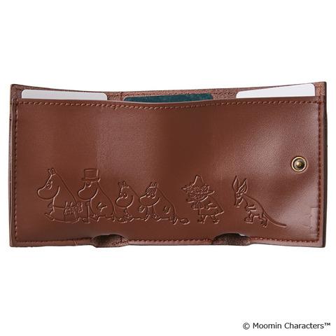 本革三つ折りミニ財布6