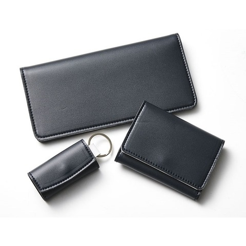 SHIPS 長財布・カードケース・キーリング3点セット