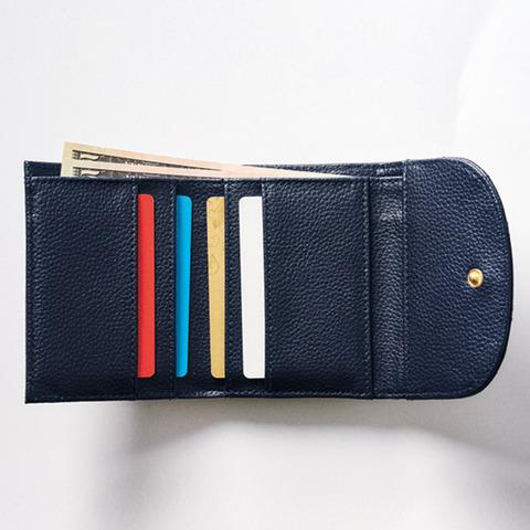クレイサス ミニ財布&キルティングポーチ5