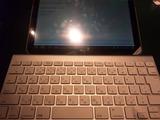 [XOOM]Appleのキーボード