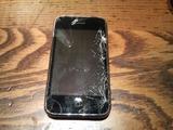 iPhone破損
