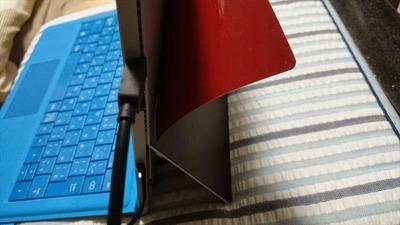 Surfaceの背面デザインフィルムを買ったが・・・