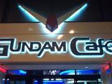 ガンダムカフェに行ってきました