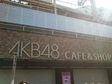 AKBカフェにいってきた