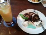 緒花ちゃんは天パーおいしい@キュアメイドカフェ