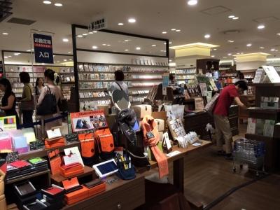阪急百貨店にて