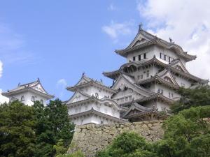 姫路城近景