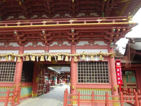 塩釜神社190312